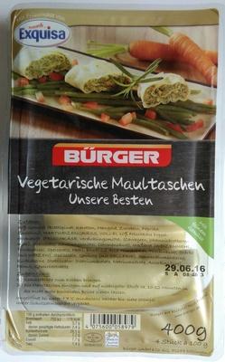 Vegetarische Maultaschen - Product