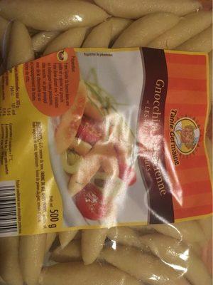 Gnocchi à l'alsacienne - Produit