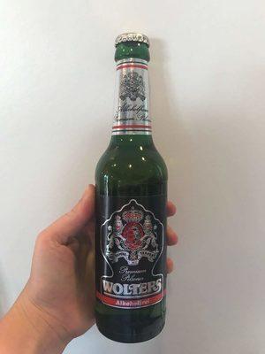 Wolters Premium Pilsener alkoholfrei - Product - de