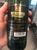 Wolters Premium Pilsener - Ingredients - de