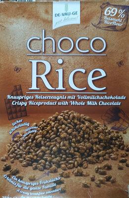 choco Rice - Product