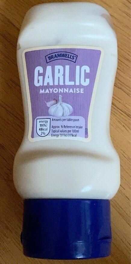 Garlic Mayonnaise - Product - en