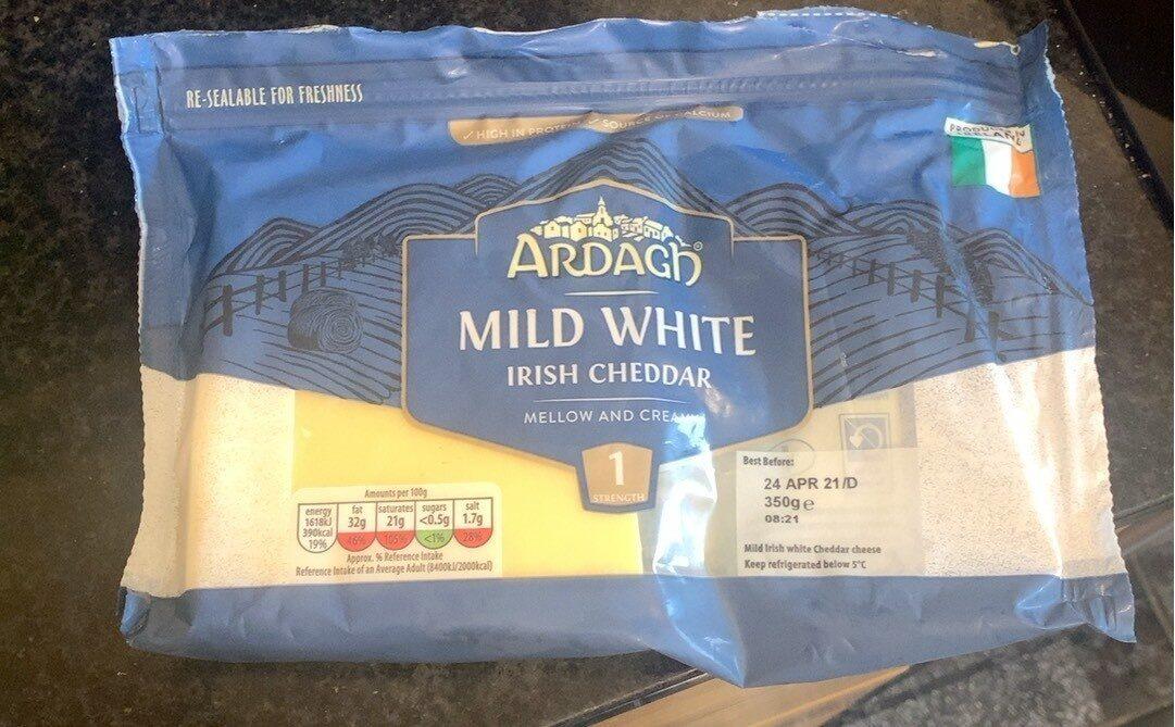 Irish chedar - Product - en