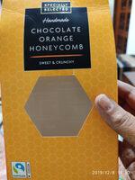 Handmade Chocolate Orange Honeycomb - Produit