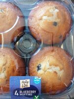 blueberry muffin - Product - en