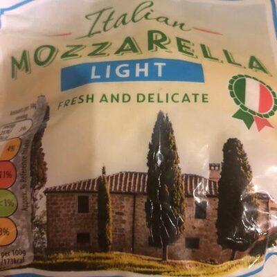 Italian mozzarella light - Produit