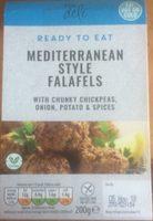 Mediterranean Style Falafels - Produit