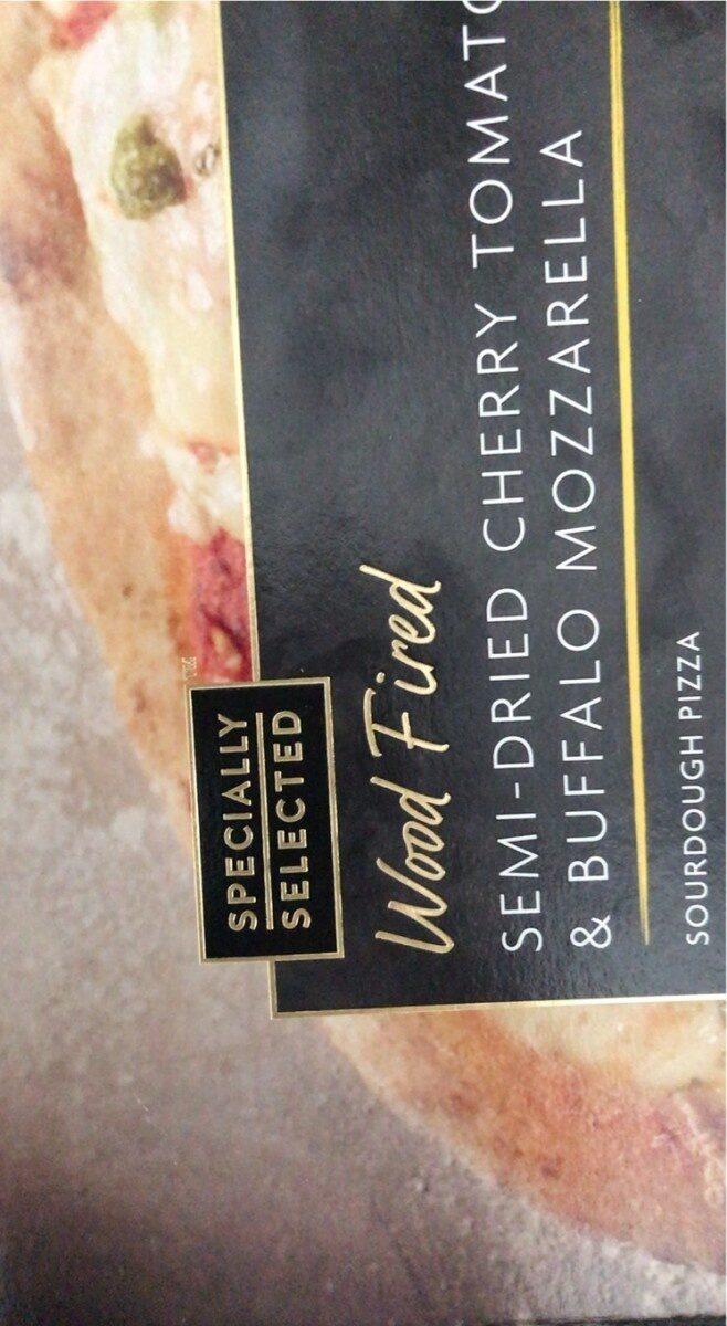 Sourdough Pizza - Produit - en