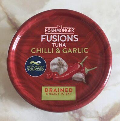 Fusions Tuna Chilli & Garlic - Produit - en