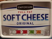 Soft cheese original - Product - en