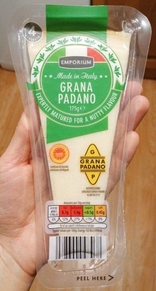 Grana padano - Product - en