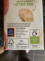 Soya unsweetened - Recycling instructions and/or packaging information - en