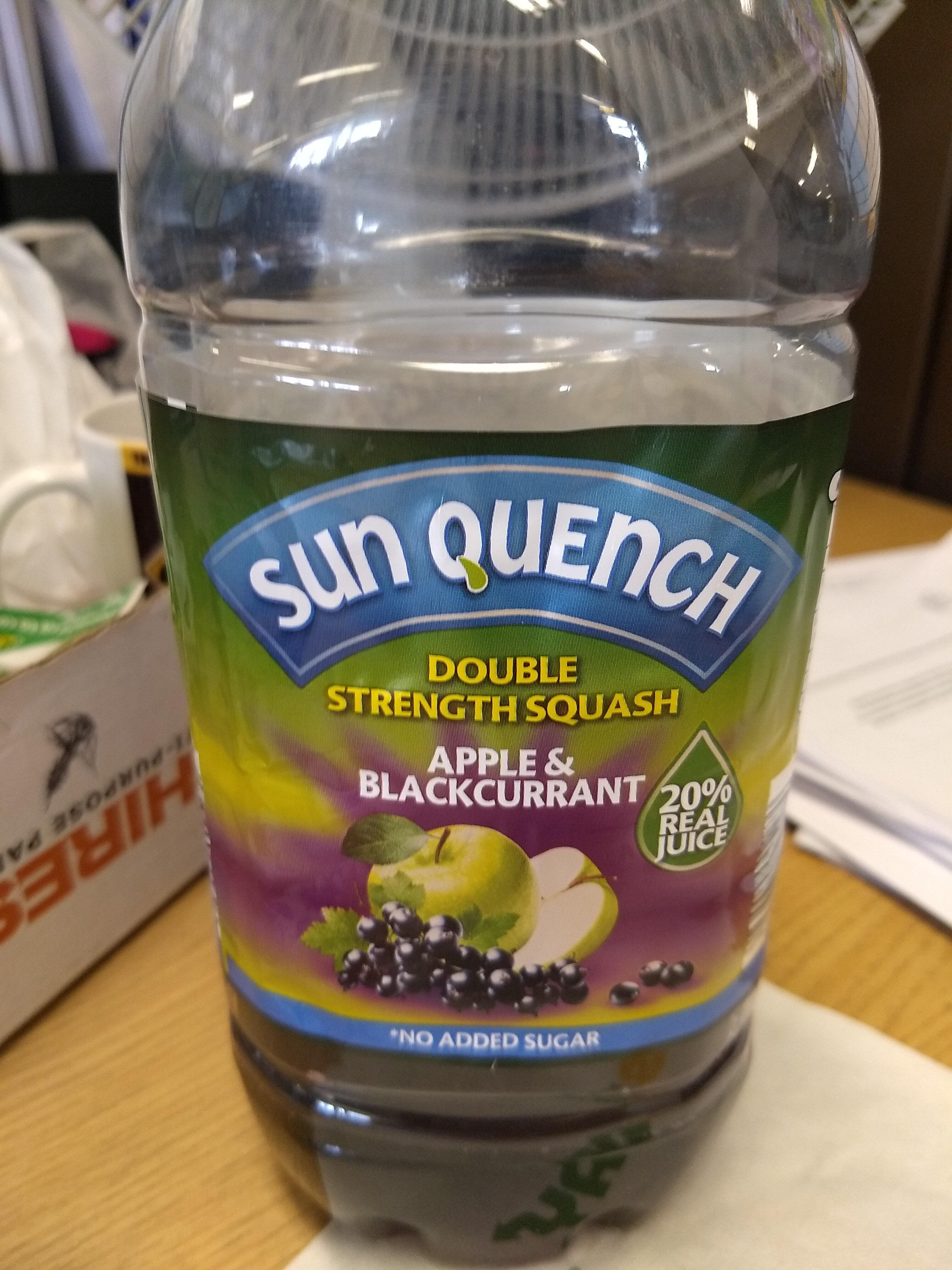 Squash - Produit