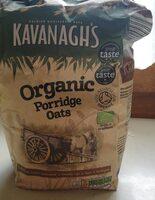 Organic Porridge oats - Product - en