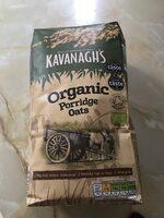 Organic Porridge oats - Product