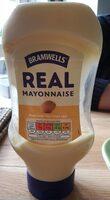 Real mayonnaise - Produit - en