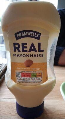 Real mayonnaise - Produit