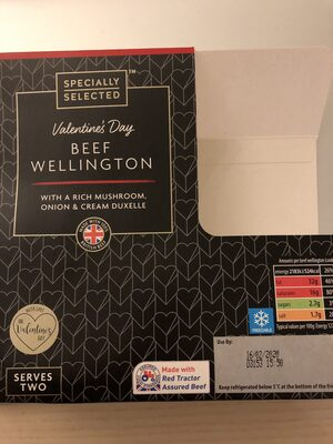 Beef Wellington - Produit - en