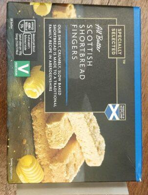 Scottish Shortbread Fingers - Prodotto - en
