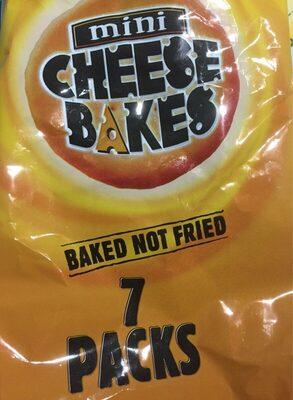 Mini cheese bakes - Product - en