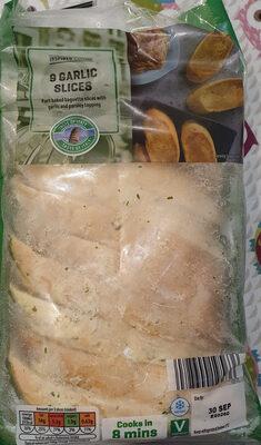 garlic slices - Product - en