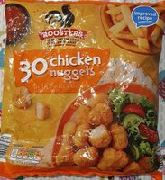 Roosters Chicken Nuggets - Product - en