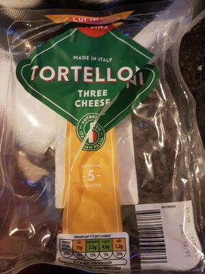 tortelloni pasta - Product - en