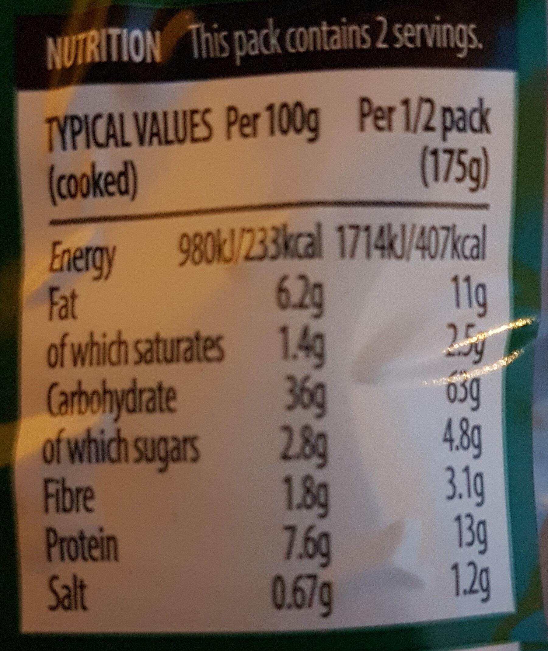 tortelloni pasta - Nutrition facts - en