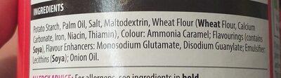 Gravy granules - Ingredienti - en