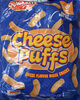 cheese puffs - Product