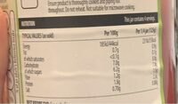 Smooth tomato - Nutrition facts - en