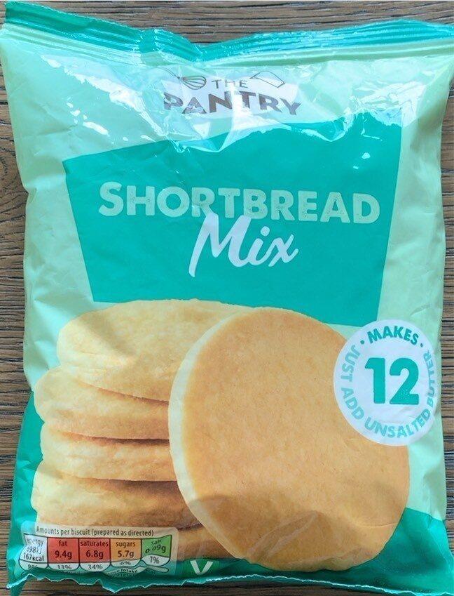 Shortbread mix - Product - en