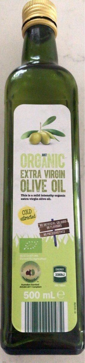 Olive oil - Product - en