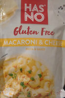 Gluten Free Macaroni & Cheese - Product - en