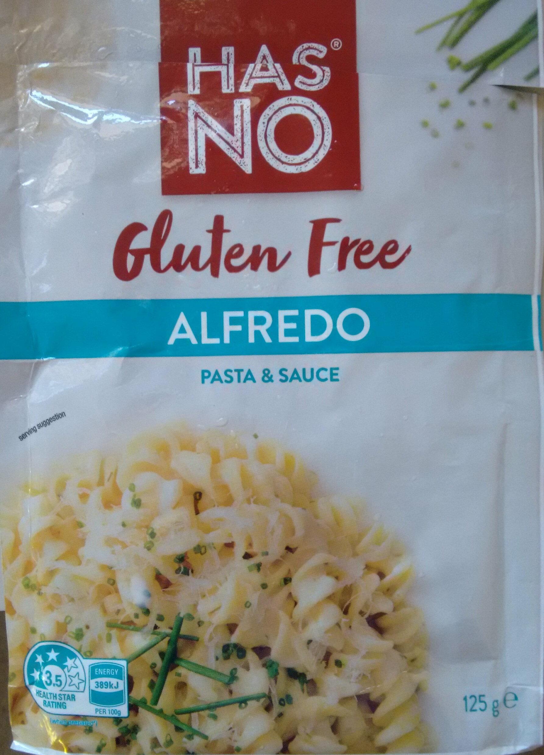 Gluten Free Alfredo Pasta & Sauce - Product