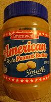 American style Peanut butter - Prodotto - en