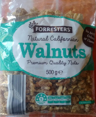 Natural Californian Walnuts - Produit - en