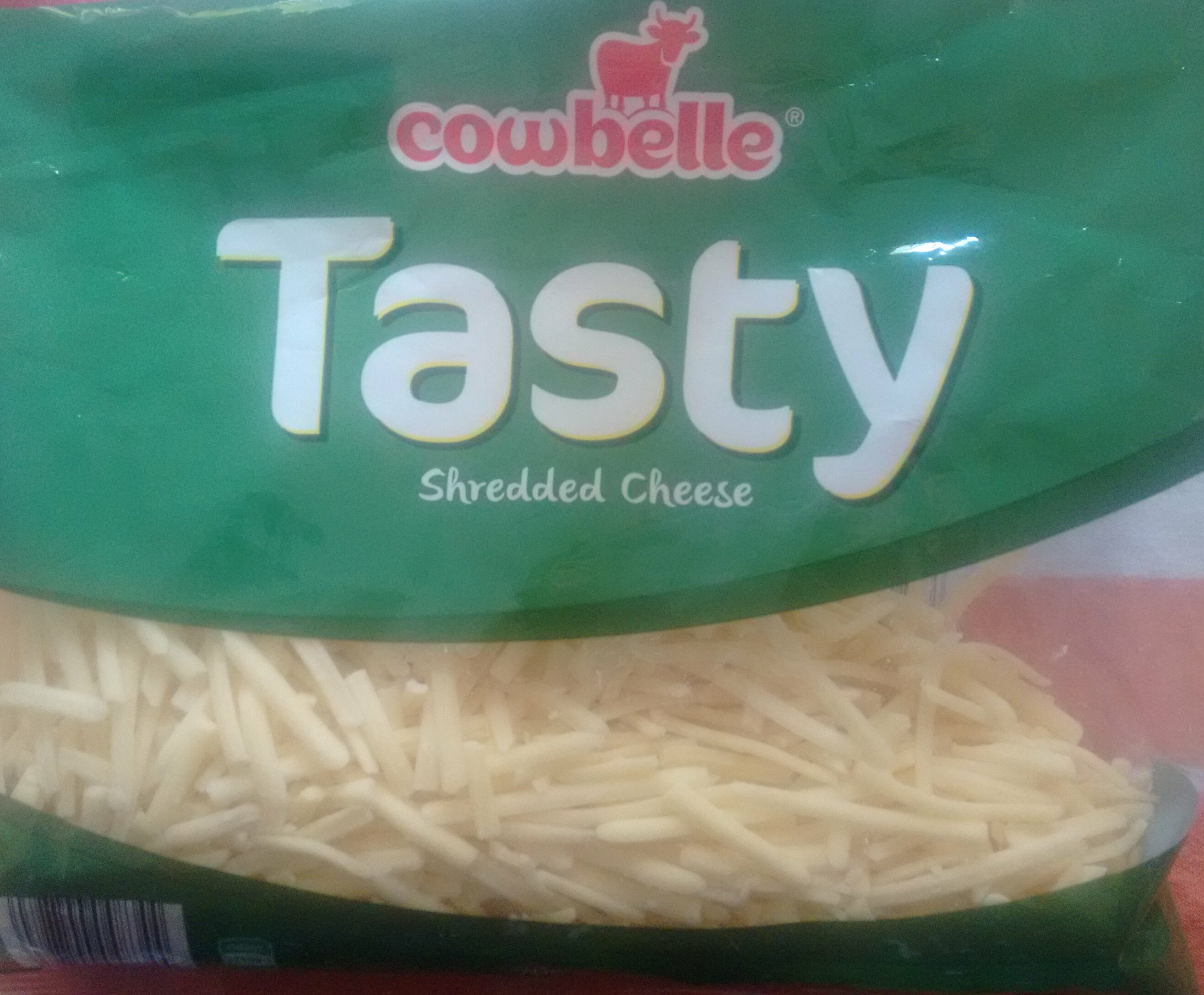 Tasty Shredded Cheese - Product