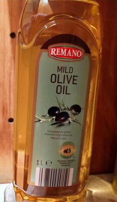 Mild Olive Oil - Product - en