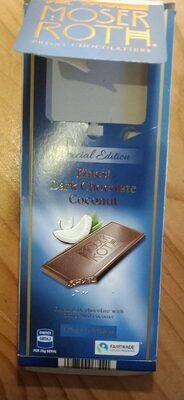 Special Edition coconut chocolate - Product - en