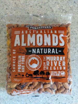 Australian Natural Almond - Produit - en