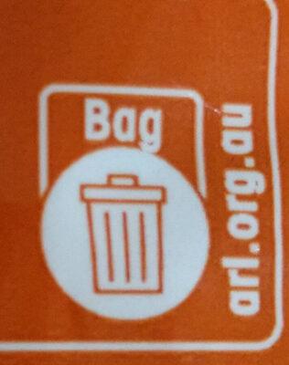 Australian Natural Almond - Instruction de recyclage et/ou informations d'emballage - en