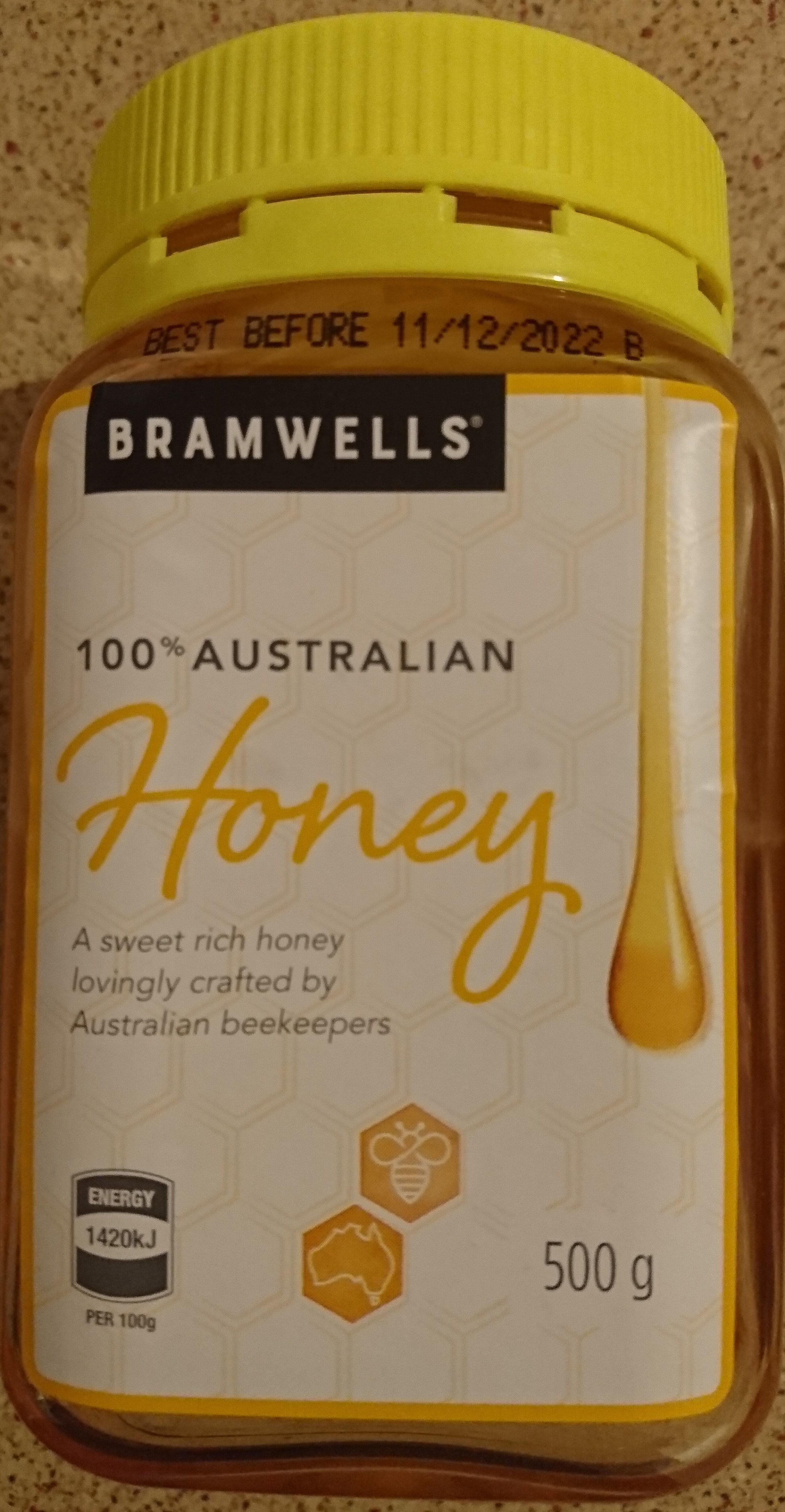 100% Australian Honey - Product - en