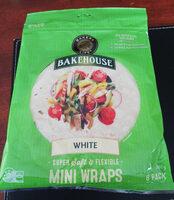 Bakehouse White Mini Wraps - Product - en