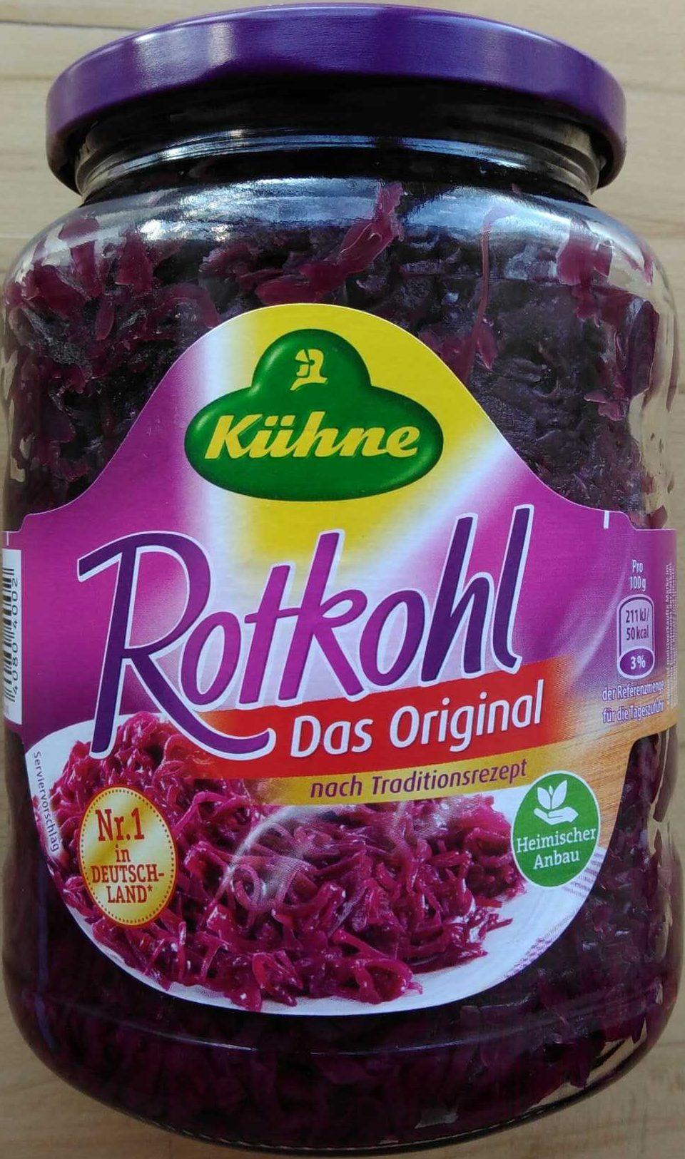 Rotkohl - Prodotto - de