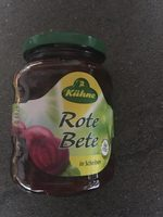 Rote Beete - Product