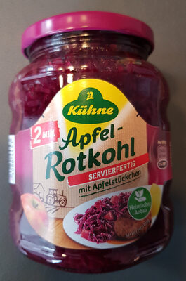 Apfel-Rotkohl - Produit - de