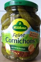 Feine Cornichons - Produkt - de