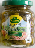 Cocktail Cornichons - Product