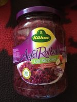 Apfel Rotkohl - Produkt